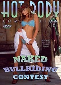 Naked Bullriding Contest