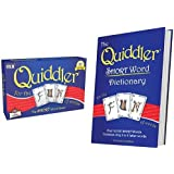 Quiddler and Quiddler Dictionary Bundle