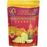 Kitravee Dried Freeze Durian Thai Snack Monthong