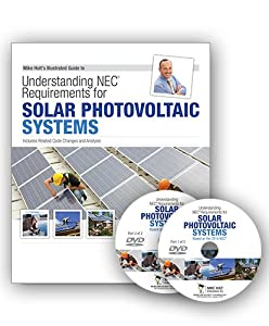 2014 Understanding NEC Requirements for Solar Photovoltaic Systems Textbook/DVD Package