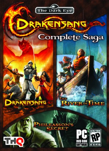 Drakensang: Complete Saga (Drakensang / River of Time / Phileasson's - Locations Rivers Store