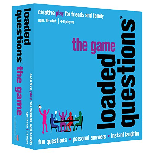 Loaded Questions - The Family/Friends Version of the Classic Game of 'Who Said What'