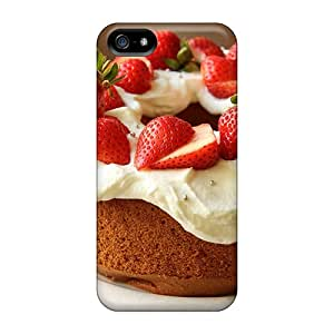 AEO12497tBPA Yummy Cake Fashion 5/5s Cases Covers For Iphone