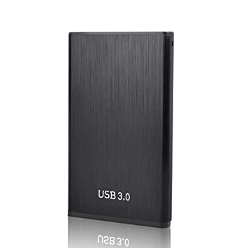 """COLOEER 1 TB Disco Duro Externo portátil de 2,5"""" Ultra Delgado USB 3.0"""