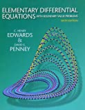 img - for Elementary Differential Equations with Boundary Value Problems (6th Edition) book / textbook / text book