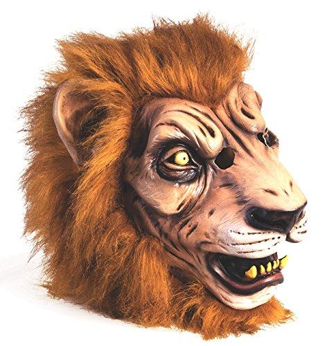 Forum Novelties 79204 Adult Animal Deluxe Lion Mask