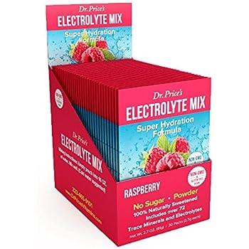 Keto Electrolyte Drink Mix