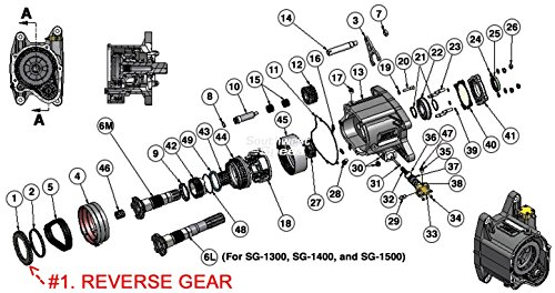 NEW REVERSE GEAR FOR BERT ALUMINUM AND MAGNESIUM 2ND GENERATION TRANSMISSIONS FOR MODIFIED, LATE MODEL, AND STREET STOCK RACING, SG-1029, TRANNY, MUNCIE-LENGTH, BALL SPLINE, NEW ENGLAND DIRT, IMCA, UMP, USMTS, ETC