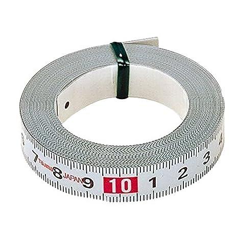 Cinta mé trica Tajima auto-adhesiva, 1 m de largo, 13 mm de ancho. 1 unidad, TAJ-13170 1m de largo 13mm de ancho. 1unidad PIT10