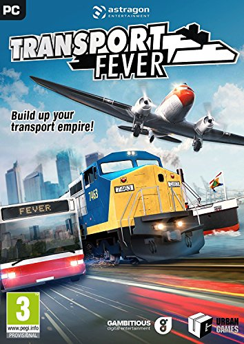 Transport Fever (UK) (Sims 3 Steam)