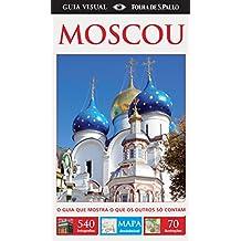 Moscou. Guia Visual ( + Mapa )