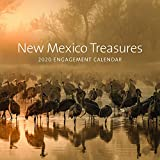 New Mexico Treasures: 2020 Engagement Calendar