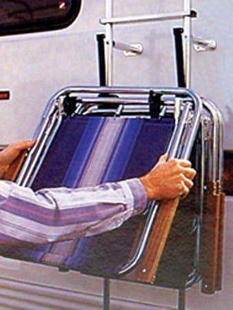 Camco 51490 RV Black Chair Rack