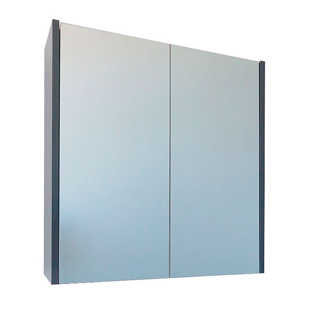 Randalco 24'' Mirella Modern Bathroom Mirror Medicine Cabinet | 24 x 24 x 6 Inch