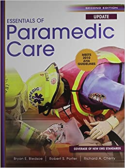 Essentials of Paramedic Care Package [With Workbook and Basic Arrhythmias]