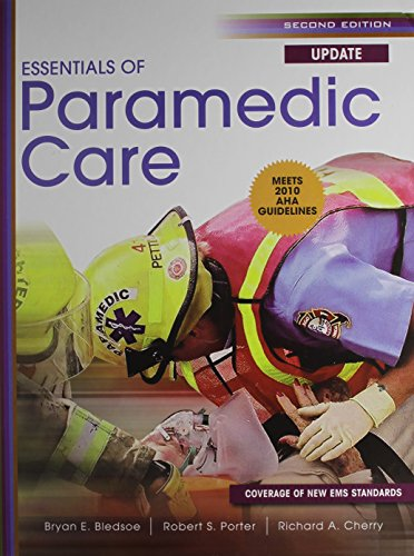 Essentials of Paramedic Care Update and Basic Arrhythmias and Student Workbook Package (2nd Edition)