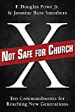 Not Safe for Church, F. Douglas Jr. Powe and Jasmine Rose Smothers, 1426775768