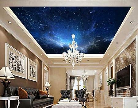 Xli You 3d Wallpaper Custom Wallpaper Murals Ceiling The Night Sky