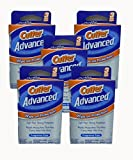 Search : Cutter Advanced Insect Repellent Fragrance Free Wipes 6x7', 3 Count (Pack of 6)
