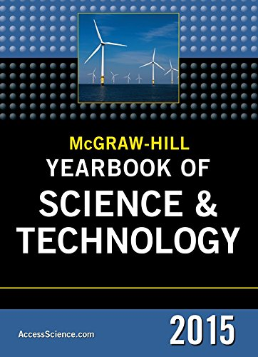 McGraw-Hill Education Yearbook of Science & Technology 2015 (Mcgraw Hill Yearbook of Science & Technology)