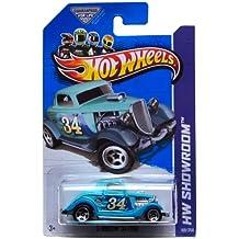 Hot Wheels HW Showroom 189/250 3-Window 34 Ford