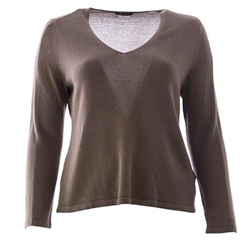 marina-rinaldi-womens-alias-v-neck-sweater-large-brown