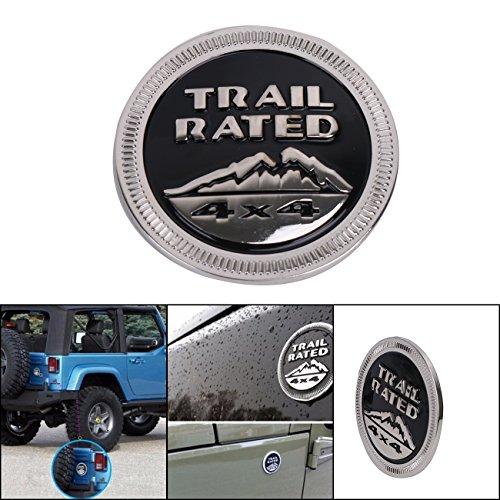 trail rated emblem jeep - 9
