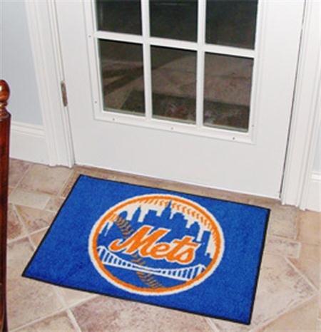 Fanmats New York Mets MLB Starter Floor Mat (20x30)