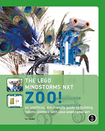 The Lego Mindstorms Nxt Zoo An Unofficial Kid Friendly Guide To