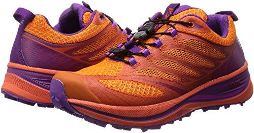Tecnica outdoor Zapatilla inferno xlite 2.0 ws violeta/naranja