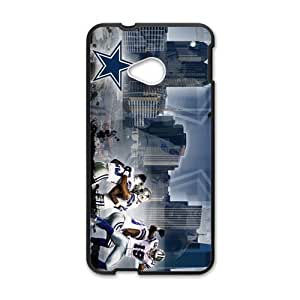 Dallas Cowboys Fahionable And Popular Back Case Cover For HTC One M7