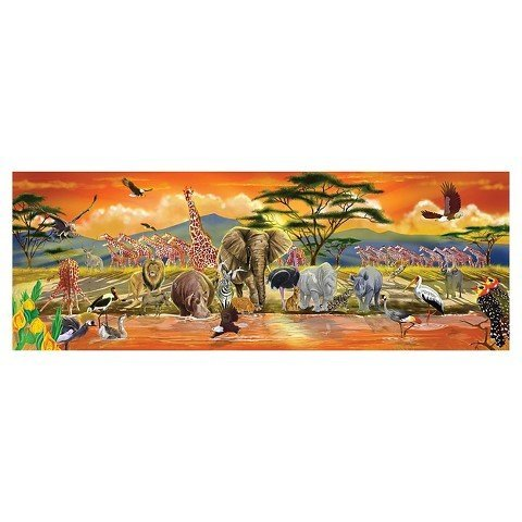 Melissa-Doug-Safari-Floor-Puzzle-Floor-100-pc-TRG