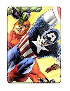 Best 7080459K58756111 Protection Case For Ipad Air / Case Cover For Ipad(the Avengers Team)