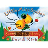 Little Miss Spider At Sunnypatch School