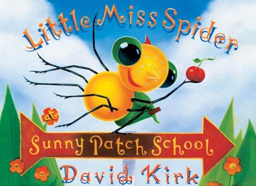 School Spider - Little Miss Spider At Sunnypatch School