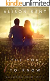 The You I've Come To Know (Finding Family Book 3)