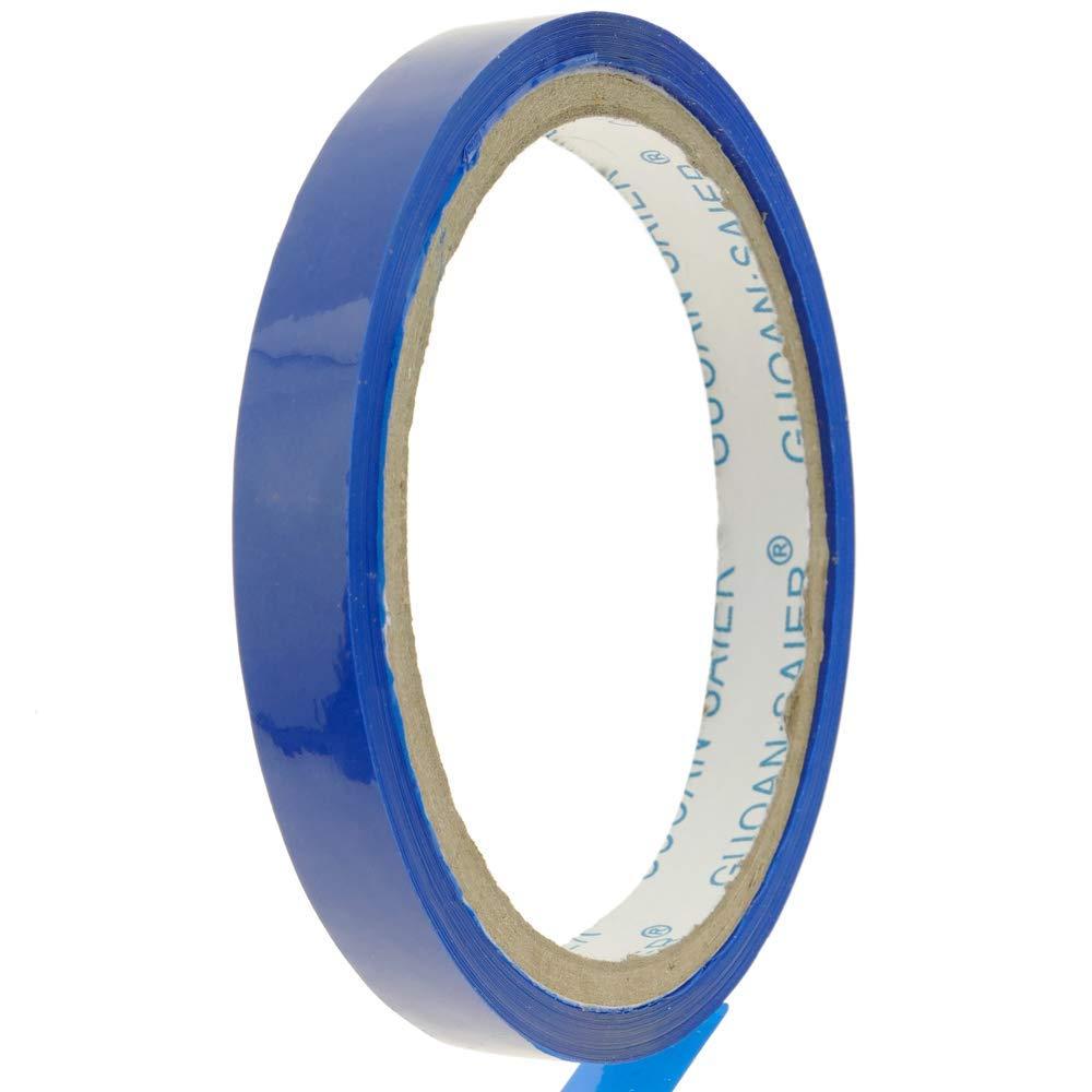 PrimeMatik - Cinta adhesiva azul para precintadora cierra ...