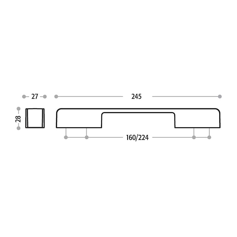 Gold WBTUO Displayadapter VGA Virtueller Displayadapter HDMI DDC EDID Dummystecker Headless Ghost Display Emulator Verschlussplatte 1920x1080 Neue Generation @ 60Hz