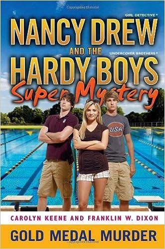 Gold Medal Murder (Nancy Drew/Hardy Boys): Franklin W  Dixon