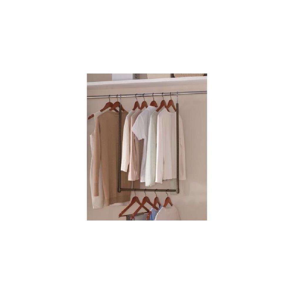 Mainstays Expanding Closet Space, Bronze