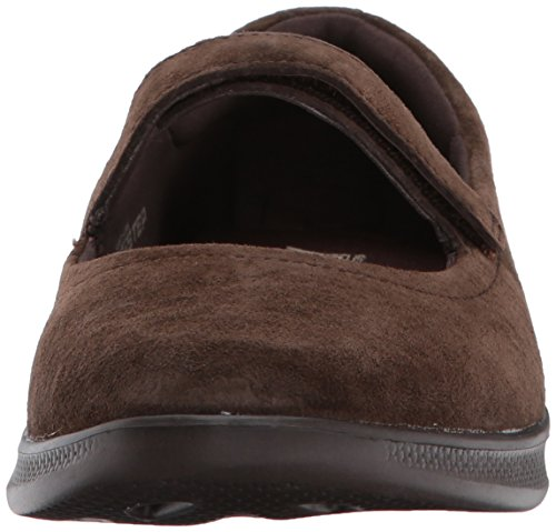 chocolate Brown Femme Mary Go Step Lite Janes Skechers xAq0aSn7