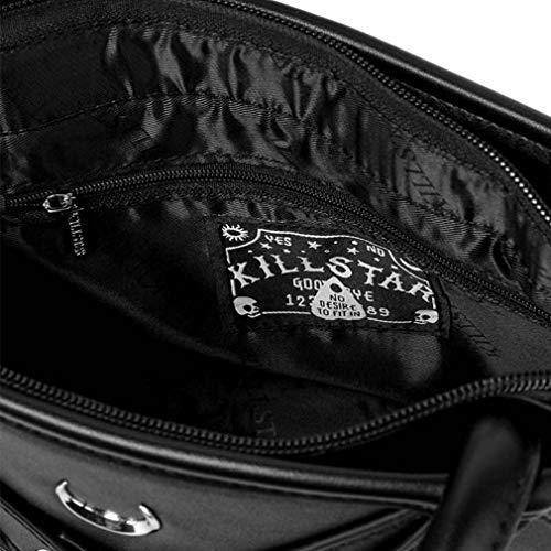 Taille Pour Cabas Femme Unique Killstar Noir 0qz1wxS