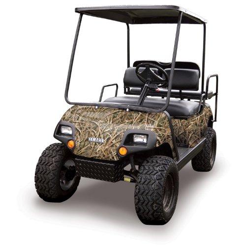 Mossy Oak Graphics (10060-SGB) Shadow Grass Blades 4' x 10' Roll Golf Cart Camouflage Kit ()