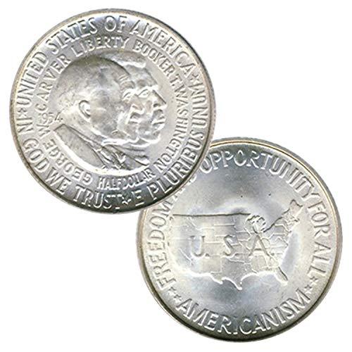 George Washington Carver Commemorative Half Dollar Very Good ()