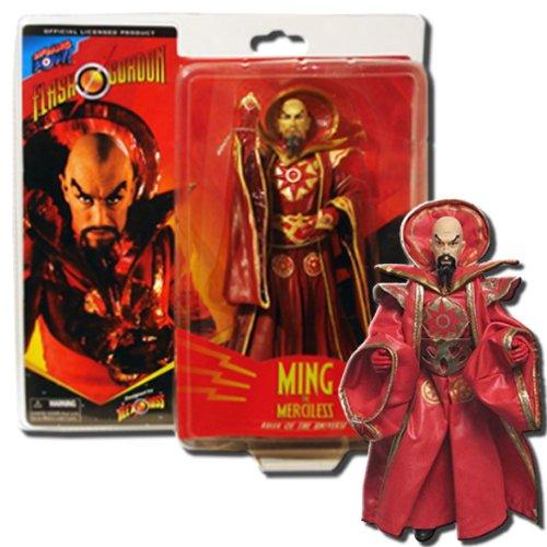 Flash Gordon: Ming the Merciless Retro Action (Ming The Merciless Costume)