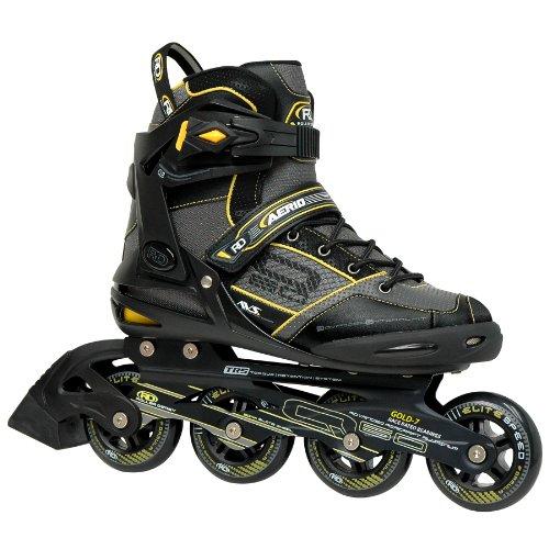 Roller Derby AERIO Q-60 Men's Inline Skates, 12 (Rollerblades Mens Small)