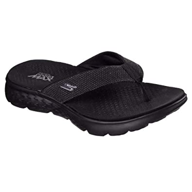 a28b27b2d08 Image Unavailable. Image not available for. Color  Skechers On The Go 400  Shore 54257BBK Men