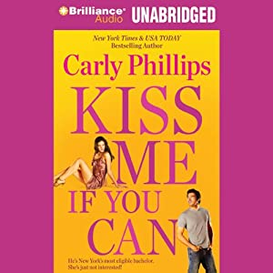 Kiss Me If You Can Audiobook