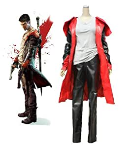 Devil May Cry 5 Dante Cosplay Costume Size XS