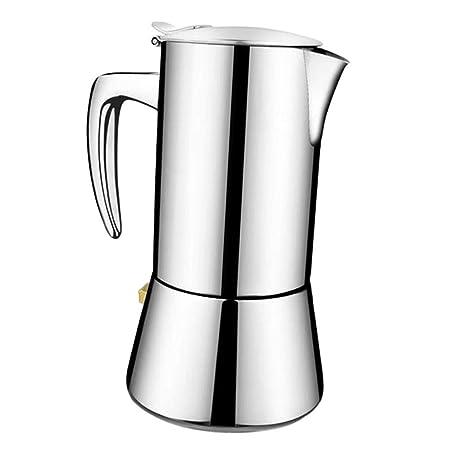 Hammer Cafetera, Olla Moka Acero Inoxidable, cafetera Italiana ...